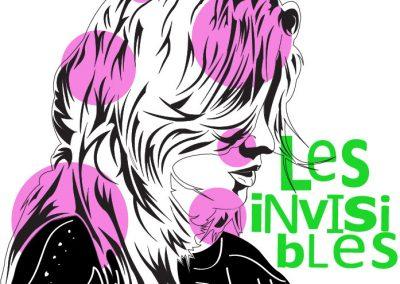 Festival Les invisibles, Izhar Gomez, Ushuaia, ilustración, Vika Mora